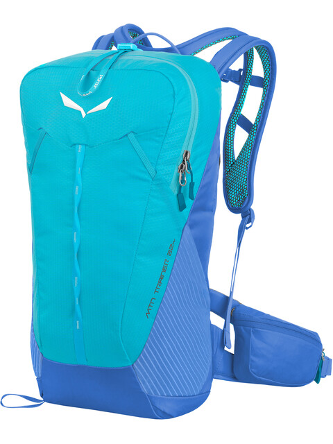 Salewa MTN Trainer 22 - Sac à dos Femme - bleu/turquoise